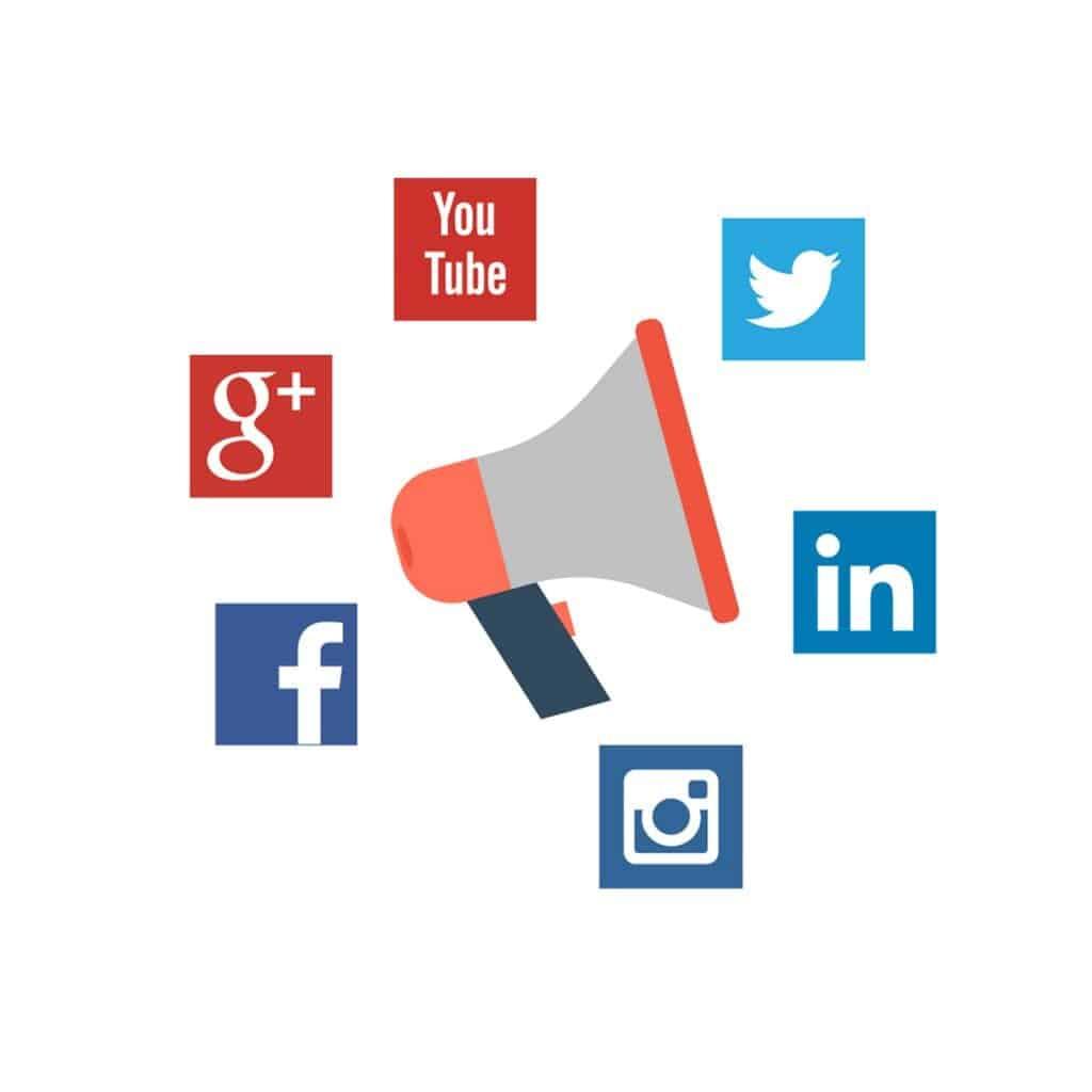 social media marketing, seo, social