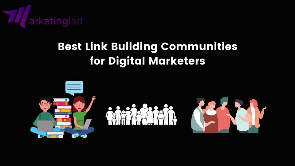 Best link building communities