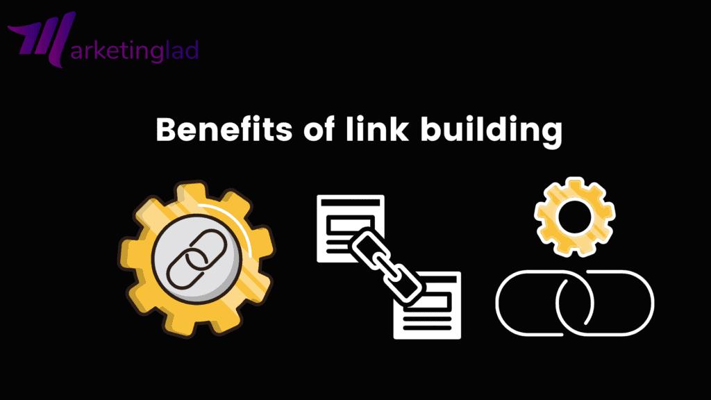 Benefits of link building